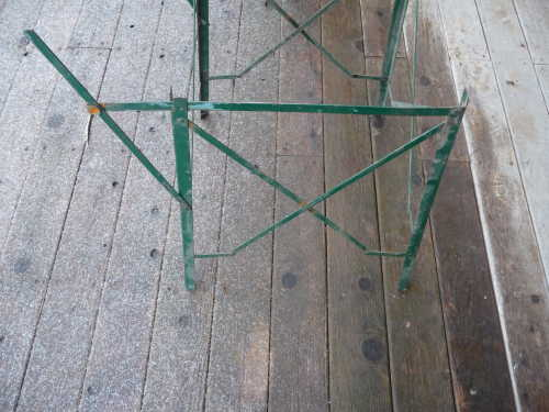 Old Coleman Stove Stand | Classic Camp Stoves
