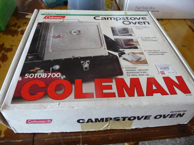 Coleman Camp Oven 5010B700 | Classic Camp Stoves