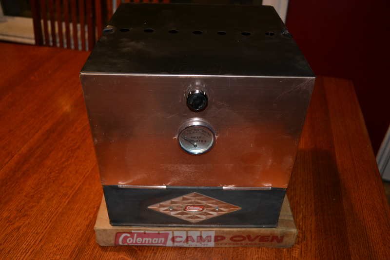 Coleman 'Diamond' Camp Oven 5010-700   Classic Camp Stoves