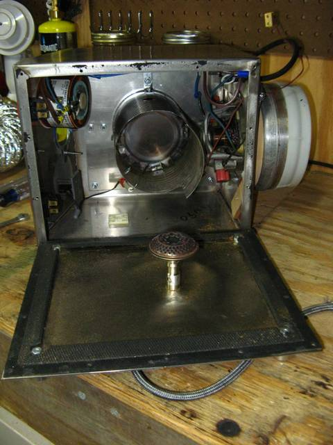 how to clean a gas stove top naturally