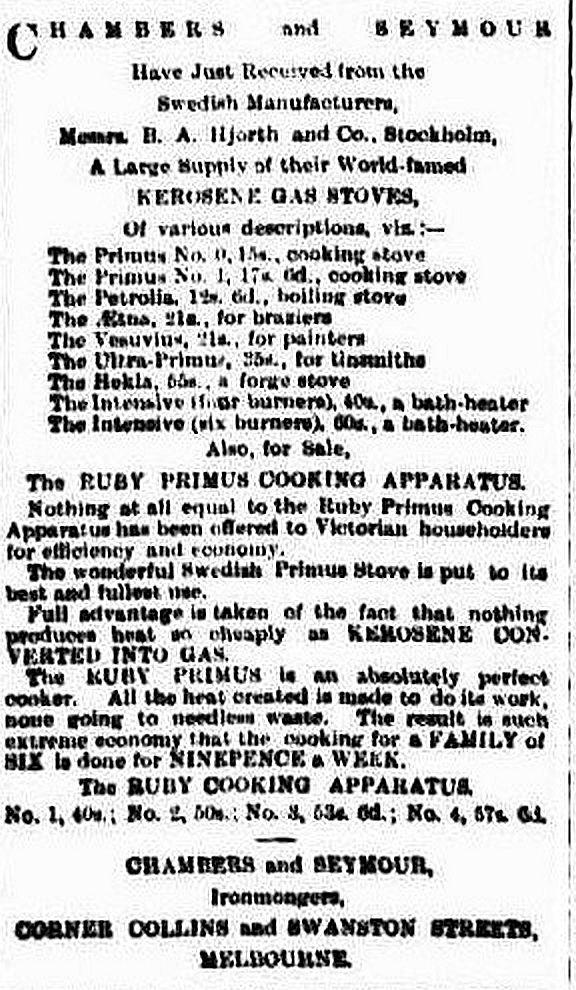 1896 13 Mar. Melbourne 'Argus' Australia.jpg