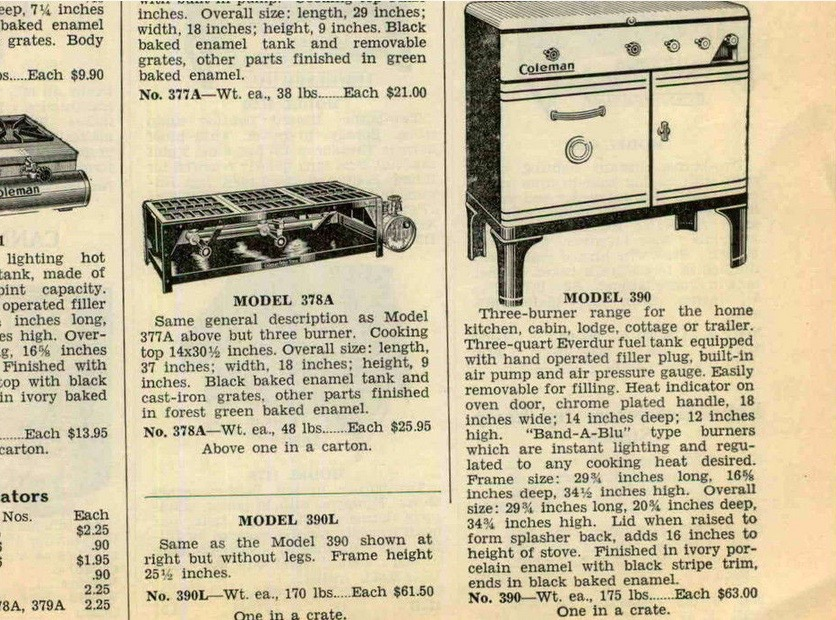 1938 ad for Coleman cabin stove.jpg