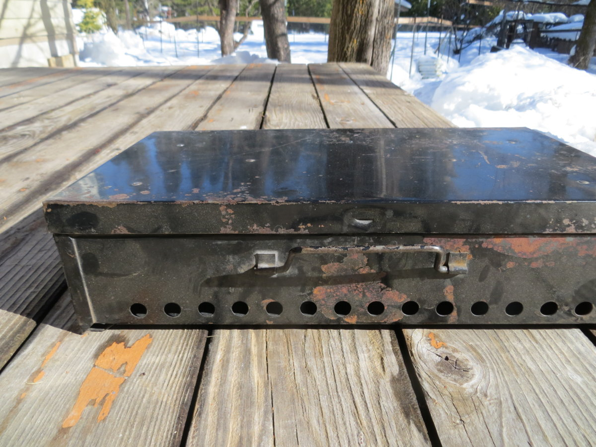 Coleman US Gypsy stove | Classic Camp Stoves