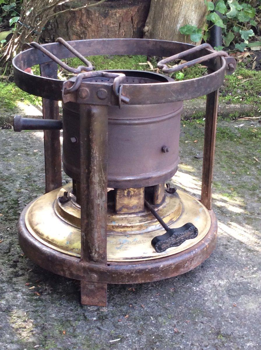 Perfect High-Speed wick stove (kerosene) | Classic Camp Stoves for Kerosene Camp Stove  110ylc