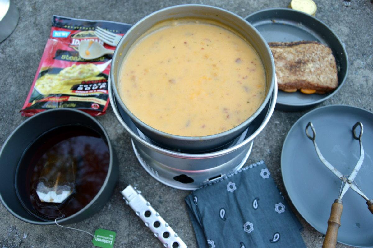 Potato Soup, Brush Creek, Franklin.JPG